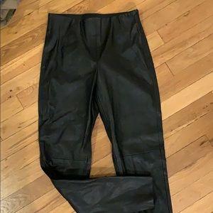 Zara leather pant/legging